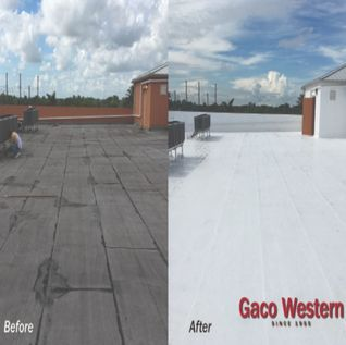 Silicone Roof Coating for Flat Roofs COOL  Roofing in Columbia, MD (6)