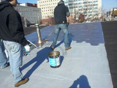 Roof Coating Columbia, MD