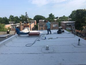 Flat Roof Replacement in Columbia, MD (8)