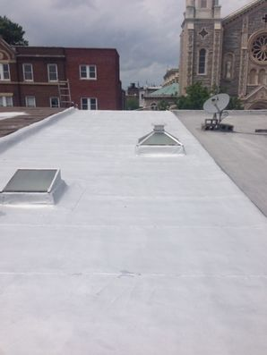 Flat Roof in Baltimore City, MD (1)