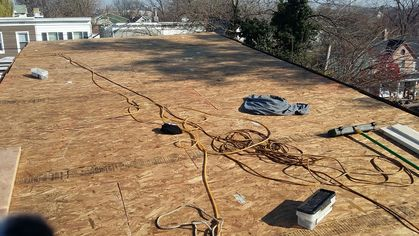Roof Decking in Baltimore City, MD (1)