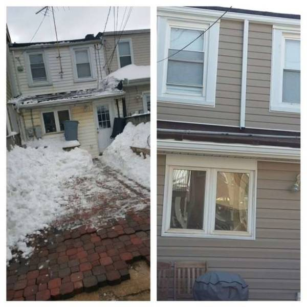 Before & After Vinyl Siding Replacment in Columbia, MD (1)