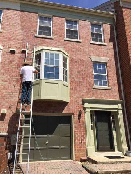 Pressure Washing in Columbia, MD (1)