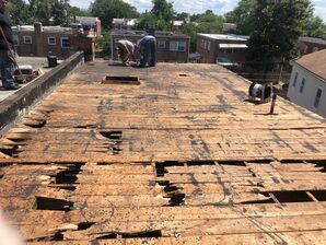 Flat Roof Replacement in Columbia, MD (2)