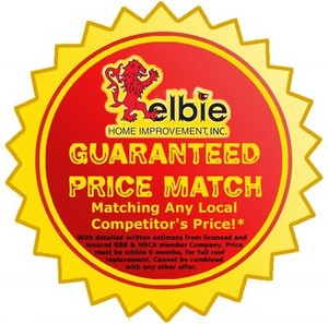 Kelbie Home Improvement Price Match Guarantee