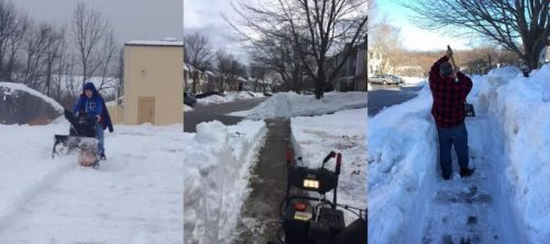 Kelbie Home Improvement, Inc. Snow Plowing
